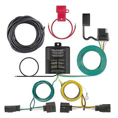 Trailer Connector Kit-Custom Wiring Harness Curt Manufacturing 56331