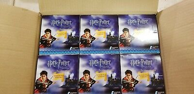 1Case of Harry Potter Prisoner of Azkaban Collector Trading Card Pack Box 12 Box
