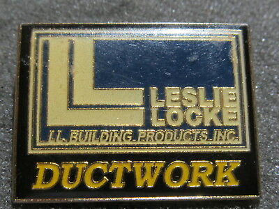 New Home Depot vendor partnership leslie locke Lapel Pin
