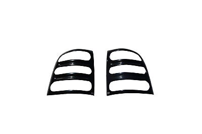 Tail Light Cover-Slots(TM) Taillight Covers Auto Ventshade 36038