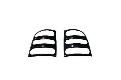 Tail Light Cover-Slots(TM) Taillight Covers Auto Ventshade 36544