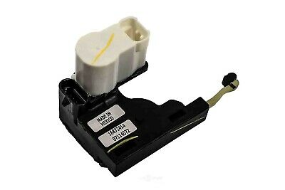 Door Lock Actuator Kit Front/Rear-Right ACDelco GM Original Equipment 25664287