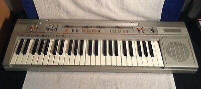 CASIO Casiotone CT-310 electronic keyboard synthesizer + cover RARE GIG BAG !!