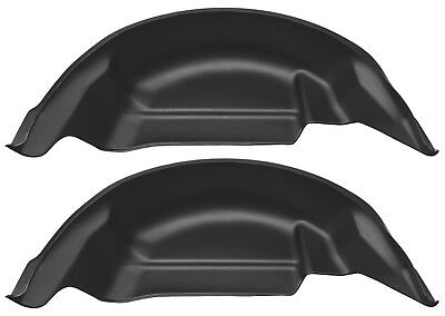 Fender Liner-Rear Wheel Well Guards Husky 79121 fits 15-17 Ford F-150