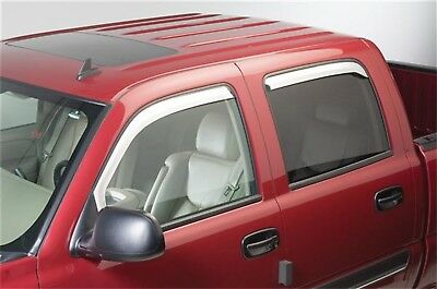 Vent Window Assembly-SXT, Extended Cab Pickup Putco 480139