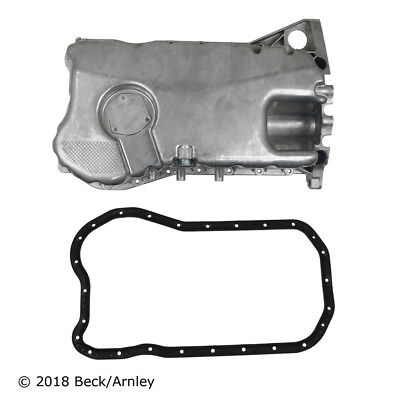 Engine Oil Pan BECK/ARNLEY 017-0001 fits 00-04 VW Jetta 2.8L-V6