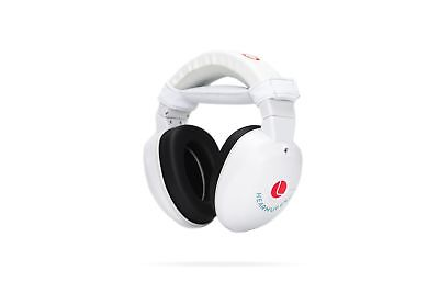 Lucid Audio HearMuffs Baby Hearing Protection with GrowBand (Over-the-ear Sound