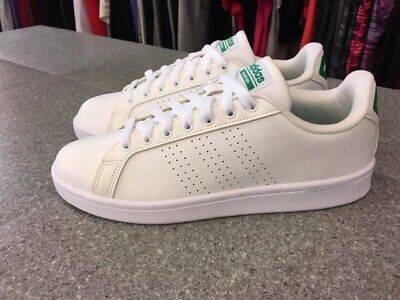 size 40 61694 65576 Adidas Cloudfoam Advantage Cl Scarpe Uomo Man Shoes Tennis Vintage Aw3914  White