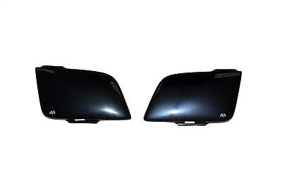 Headlight Cover-Headlight Covers Auto Ventshade 37412 fits 05-09 Ford Mustang