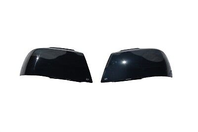 Headlight Cover-Headlight Covers Auto Ventshade fits 99-04 Ford F-350 Super Duty