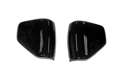 Headlight Cover-Headlight Covers Auto Ventshade 37961 fits 15-17 Ford Mustang