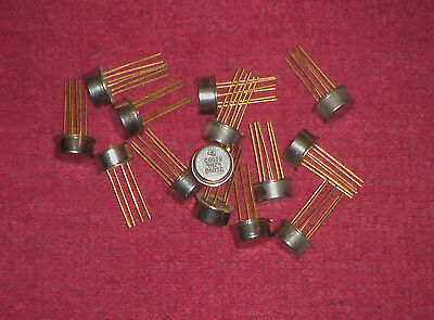 LOT 14 QTY   TI Texas Instruments CGOJX 4N24 Optically Coupled Isolator