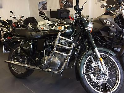Royal Enfield Bullet 500cc LOW MILES only 890m
