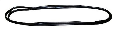 Windshield Seal-Glass Weatherstrip Front Crown fits 97-06 Jeep Wrangler