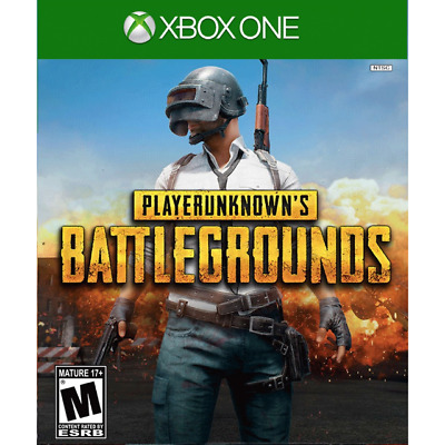 PlayerUnknown's Battlegrounds Full Game Download PUBG [Xbox One]