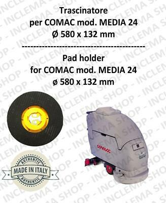 Padholder for scrubber dryer COMAC mod. MEDIA 24