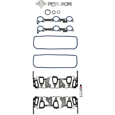 Engine Intake Manifold Gasket Set Fel-Pro MS 98004 T