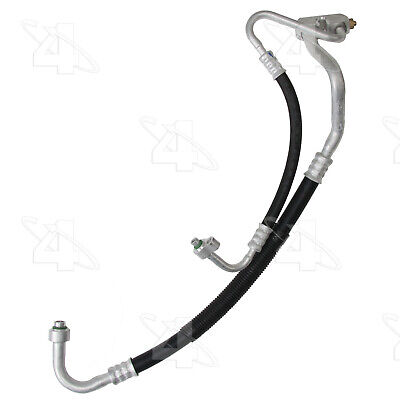 A/C Refrigerant Discharge / Suction Hose Assembly fits 00-04 Ford Focus