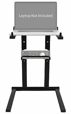 Rockville Folding Laptop+Recording Interface Stand For Focusrite SCARLETT SOLO