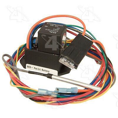 Engine Cooling Fan Controller-Temperature Switch HAYDEN 3647