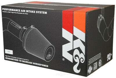 Engine Cold Air Intake Performance Kit K&N fits 11-14 Ford Mustang 5.0L-V8