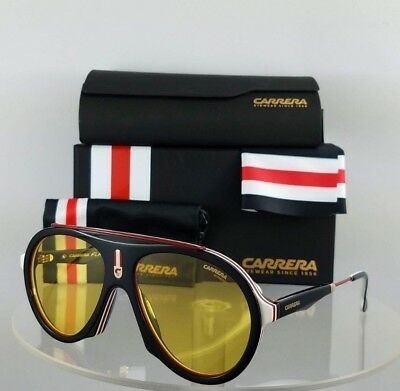 43d7144f3e Brand New Authentic Carrera Sunglasses FLAG GUUHO Special Edition 57mm Frame