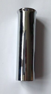 New Chrome Styling Exhaust Tailpipe Trim Tip 35mm Diameter
