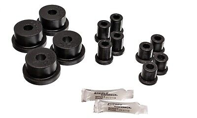 Leaf Spring Bushing Rear Energy 4.2141G fits 62-65 Ford Fairlane