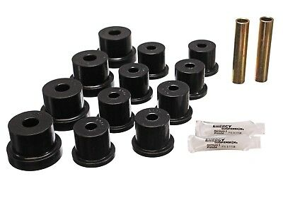 Leaf Spring Bushing Rear Energy 3.2122G fits 62-67 Chevrolet Chevy II
