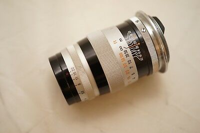 Canon Rangefinder 100Mm 3.5 Lens,39 Screw Mount