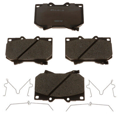 Disc Brake Pad Set-Reliant Ceramic Disc Brake Pad Front fits 00-03 Toyota Tundra