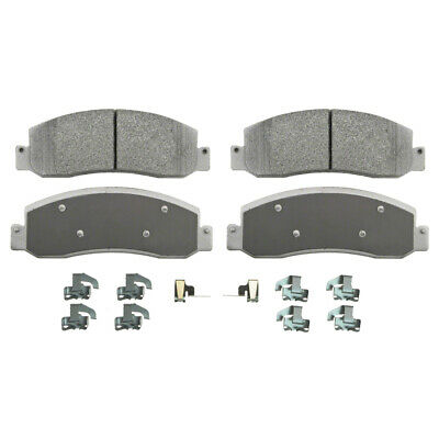 Disc Brake Pad Set-ThermoQuiet Disc Brake Pad Front fits 08-12 F-250 Super Duty