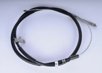 Parking Brake Cable Rear Left ACDelco GM Original Equipment 15762657