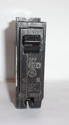 Ge General Electric  Thql1120 1 Pole 20 Amp Circuit Breaker New Take Out