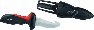 Mares Force Nano Plus Scuba Diving Freediving BCD Knife Spearfishing