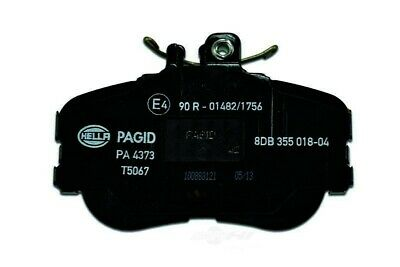 Disc Brake Pad Set-OEM - OE Formulated Friction Material fits 97-98 C230