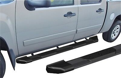 Running Board-Xtremeline 6 in. Oval Cab Length Rampage 16180