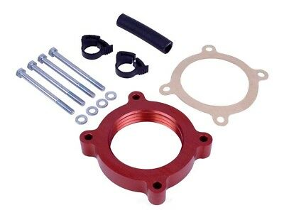 Fuel Injection Throttle Body Spacer Airaid 450-636 fits 11-14 Ford F-150 3.7L-V6