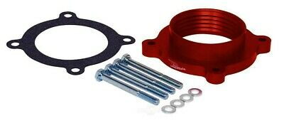 Fuel Injection Throttle Body Spacer Airaid fits 07-11 Jeep Wrangler 3.8L-V6