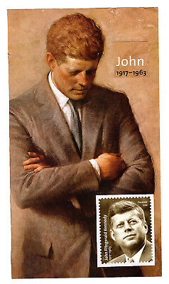 5175 John F. Kennedy Forever Stamp  with (CLEAR MOUNT & CLEAR PERFs) MNH