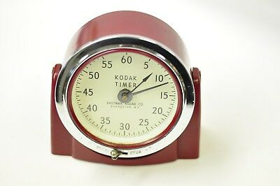 Kodak darkroom timer #8239. Clean and tested.
