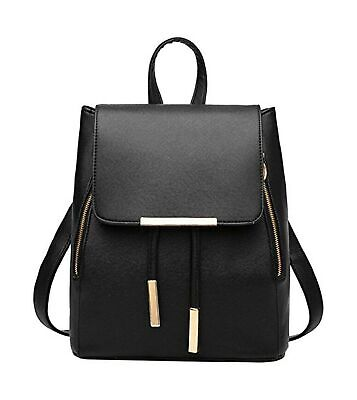 894bae5da1dc WINK KANGAROO Fashion Shoulder Bag Rucksack PU Leather Women Girls Ladies  Bac.