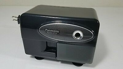 Panasonic Auto Stop Electric Pencil Sharpener KP-310
