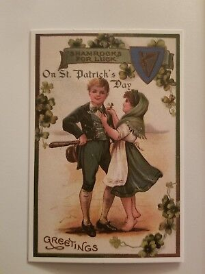 Lantern Press - Shamrocks for Luck - Shipping Only $0.69 for Every 4 Purchased!