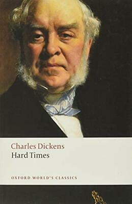 Hard Times (Oxford World's Classics) by Dickens, Charles Paperback Book The