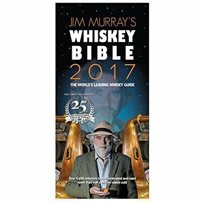 Jim Murray's Whisky Bible 2017 by Murray, Jim Book The Cheap Fast Free Post