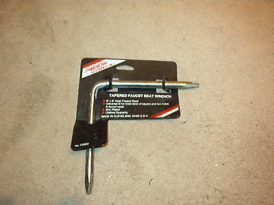 Tapered Faucet Seat Wrench Superior Tool  Pro Line