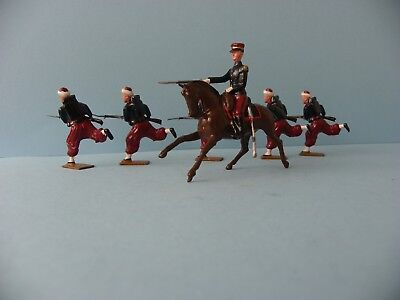Britains set 142 French Zouaves.