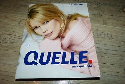 Quelle  Katalog  Herbst - Winter 2004