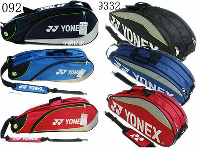 YONEXX Badminton Racket Equipment Bag Racquet Sports Storage bags 9332 092